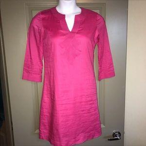 Tory Burch Dress. Cotton. Lined. Size 4.